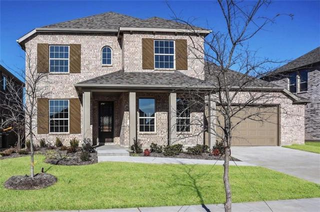 813 Overton Avenue, Celina, TX 75009 (MLS #13824180) :: Real Estate By Design