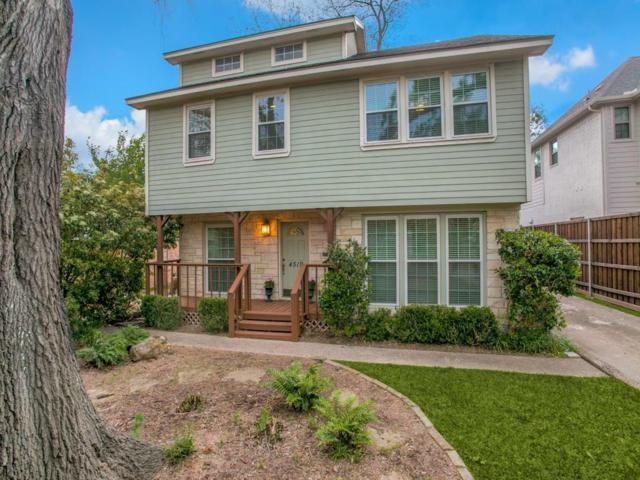 4519 Elsby Avenue, Dallas, TX 75209 (MLS #13824911) :: NewHomePrograms.com LLC