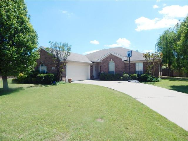 508 Lake View Court W, Crowley, TX 76036 (MLS #13825098) :: Team Hodnett