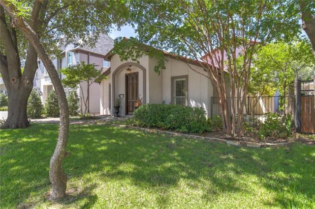 4008 W 7th Street, Fort Worth, TX 76107 (MLS #13829535) :: RE/MAX Town & Country