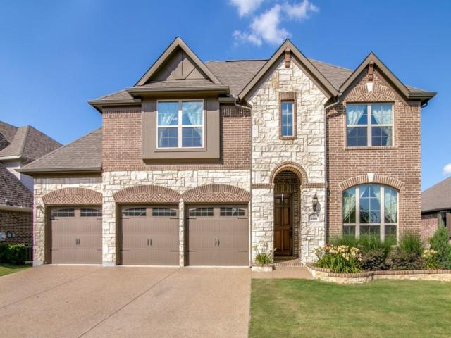 1104 Somerset Circle, Forney, TX 75126 (MLS #13829565) :: Team Hodnett