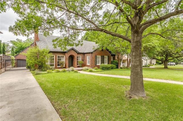 3914 Hamilton Avenue, Fort Worth, TX 76107 (MLS #13832793) :: North Texas Team | RE/MAX Advantage