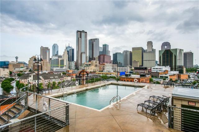 2220 Canton Street #103, Dallas, TX 75201 (MLS #13841055) :: Baldree Home Team