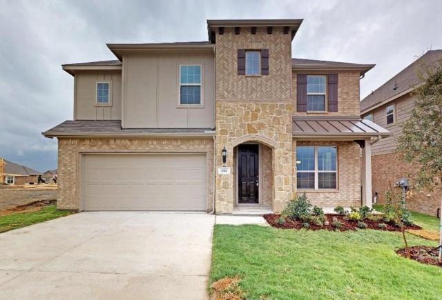 544 Windy Knoll Road, Burleson, TX 76028 (MLS #13846282) :: Team Hodnett