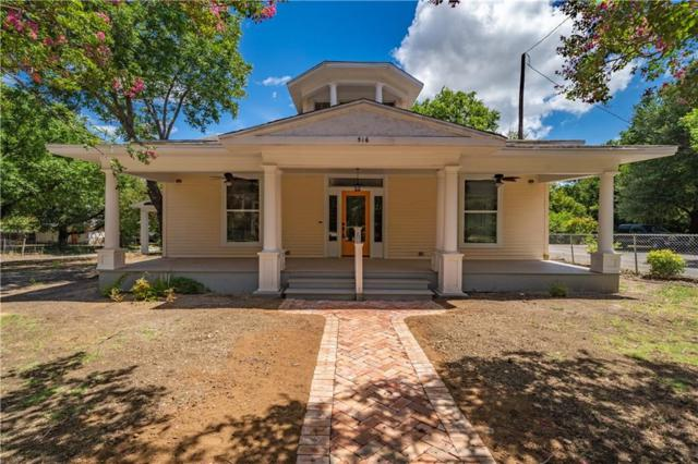 516 E Franklin Street, Hillsboro, TX 76645 (MLS #13847691) :: Kimberly Davis & Associates