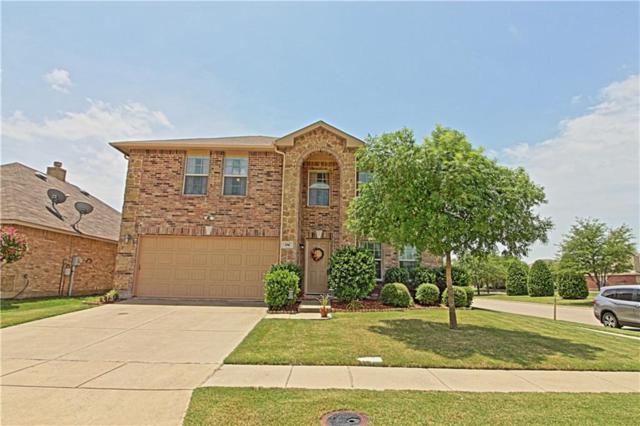 496 Coolidge Lane, Lavon, TX 75166 (MLS #13848767) :: Team Hodnett