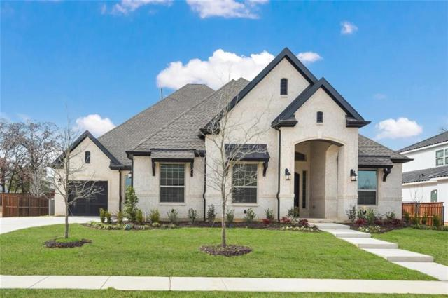 6808 Brahms Lane, Colleyville, TX 76034 (MLS #13849110) :: Kimberly Davis & Associates
