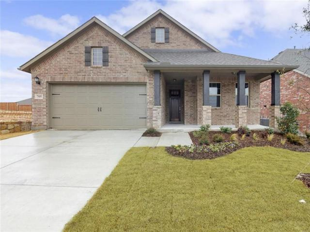 705 Bluebird, Celina, TX 75009 (MLS #13851973) :: Real Estate By Design
