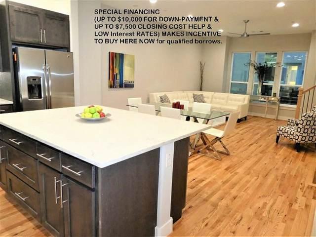 4910 Live Oak Street #3, Dallas, TX 75206 (MLS #13852425) :: The Hornburg Real Estate Group
