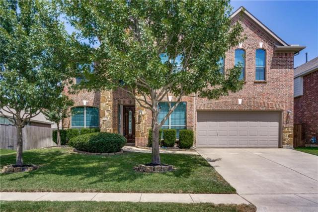 1176 Litchfield Lane, Burleson, TX 76028 (MLS #13852668) :: Team Hodnett