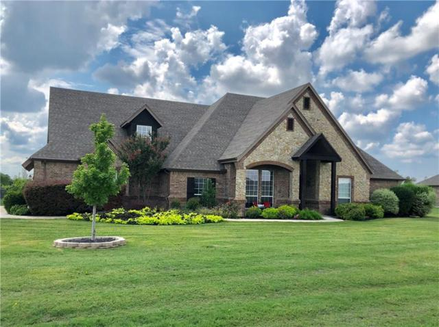 13000 Stacey Valley Drive, Azle, TX 76020 (MLS #13856125) :: RE/MAX Town & Country