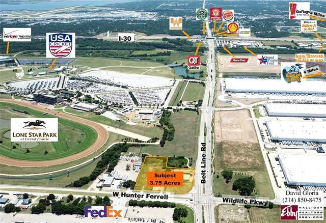2578 N Belt Line Road, Grand Prairie, TX 75050 (MLS #13857234) :: KW Commercial Dallas