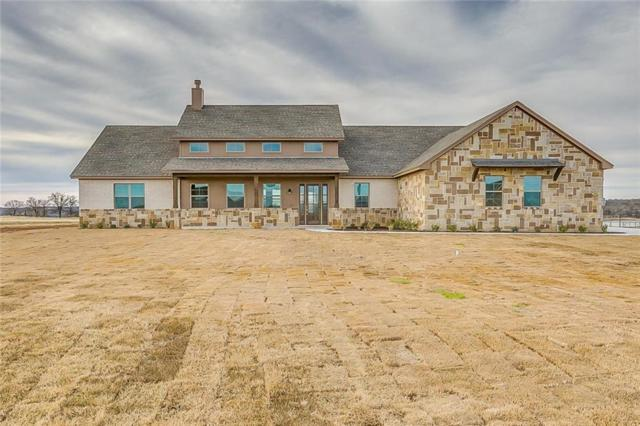 147 El Dorado Trail, Millsap, TX 76066 (MLS #13866794) :: The Kimberly Davis Group