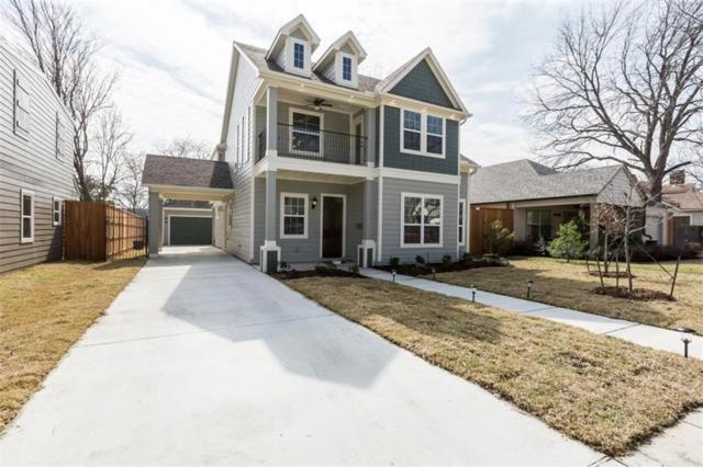 3929 Pershing Avenue, Fort Worth, TX 76107 (MLS #13868231) :: RE/MAX Pinnacle Group REALTORS