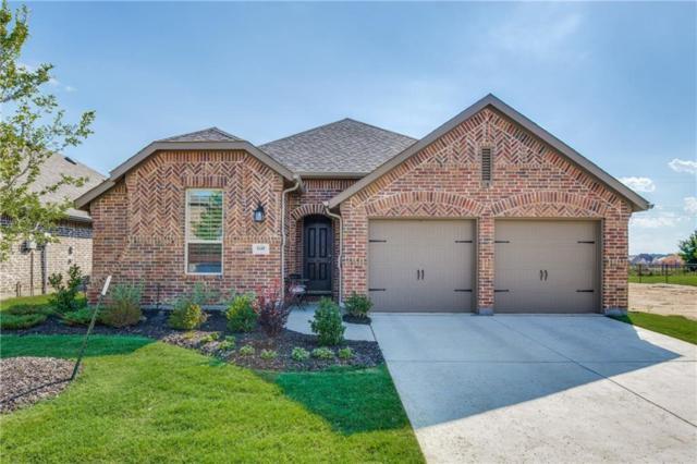 9109 Violet Drive, Lantana, TX 76226 (MLS #13870387) :: Team Hodnett