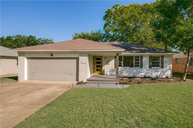 2537 Lazydale Drive, Dallas, TX 75228 (MLS #13875630) :: Team Hodnett
