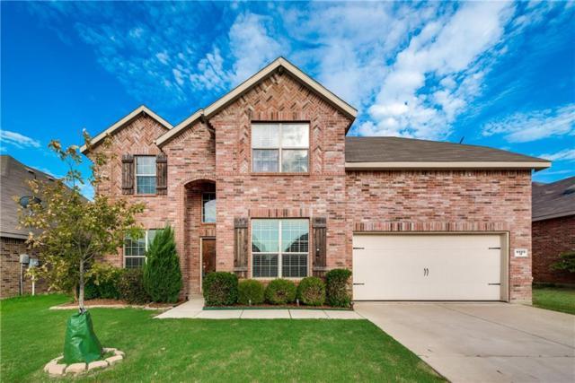 9909 Chrysalis Drive, Fort Worth, TX 76131 (MLS #13880690) :: Team Hodnett