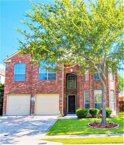 8808 Harmony Drive, Mckinney, TX 75072 (MLS #13883231) :: RE/MAX Town & Country