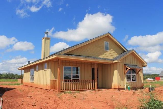 1514 Old Settlers Way, Buffalo Gap, TX 79508 (MLS #13888424) :: RE/MAX Landmark