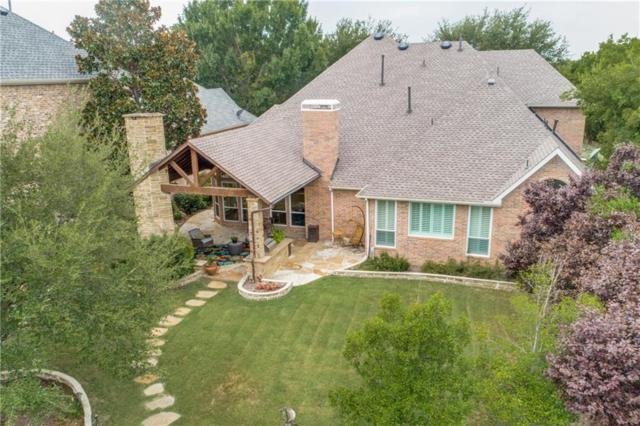 5700 Southern Hills Drive, Frisco, TX 75034 (MLS #13897322) :: The Real Estate Station
