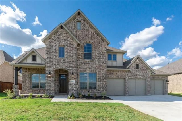 2803 Connor, Mansfield, TX 76063 (MLS #13899456) :: The Hornburg Real Estate Group