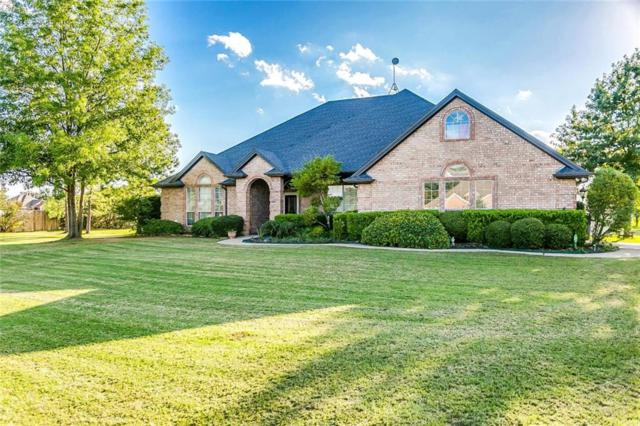 2408 Sandstone Road, Burleson, TX 76028 (MLS #13907931) :: RE/MAX Town & Country