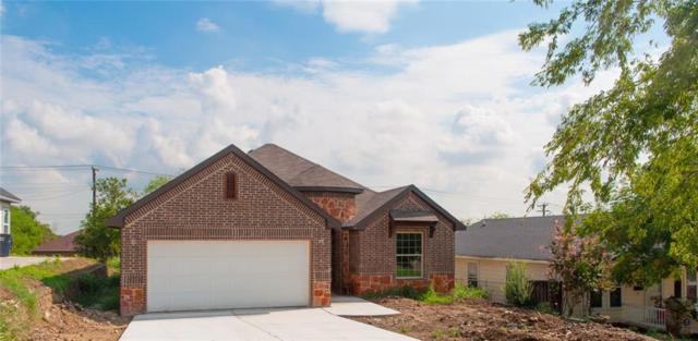 3216 32nd Street, Fort Worth, TX 76106 (MLS #13911447) :: Team Tiller
