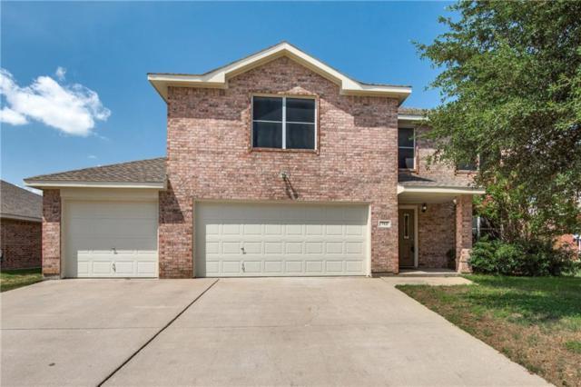712 Mallard Drive, Saginaw, TX 76131 (MLS #13912174) :: Team Hodnett