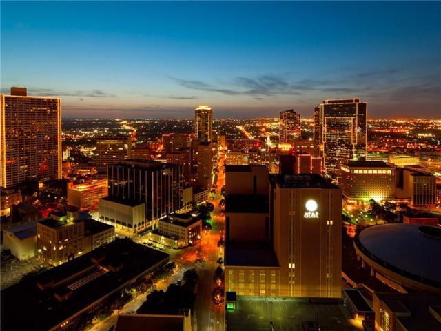 1301 Throckmorton Street #2502, Fort Worth, TX 76102 (MLS #13913062) :: Team Tiller