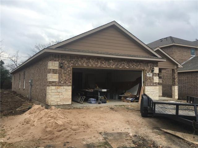 706 W Church Street, Grand Prairie, TX 75050 (MLS #13915041) :: The Tierny Jordan Network