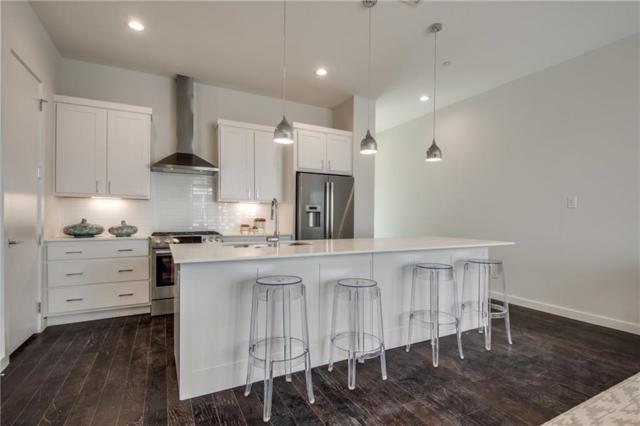 4626 Munger Avenue #206, Dallas, TX 75204 (MLS #13919804) :: Magnolia Realty