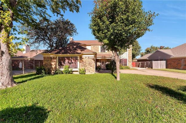 1513 Huntington Drive, Mesquite, TX 75149 (MLS #13927119) :: RE/MAX Town & Country