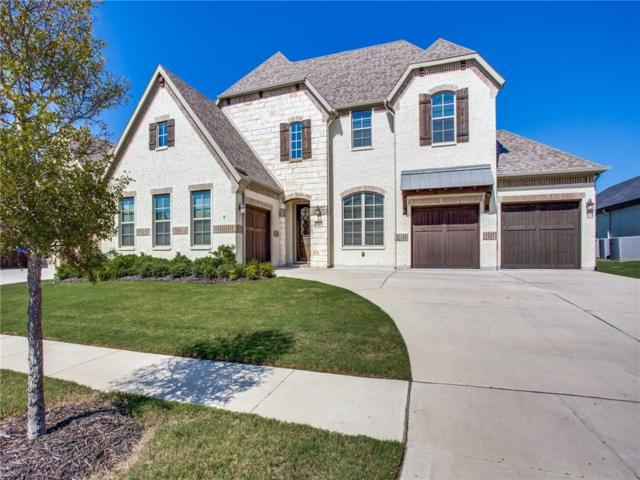 715 Rosewood Place, Aledo, TX 76008 (MLS #13934245) :: Kimberly Davis & Associates