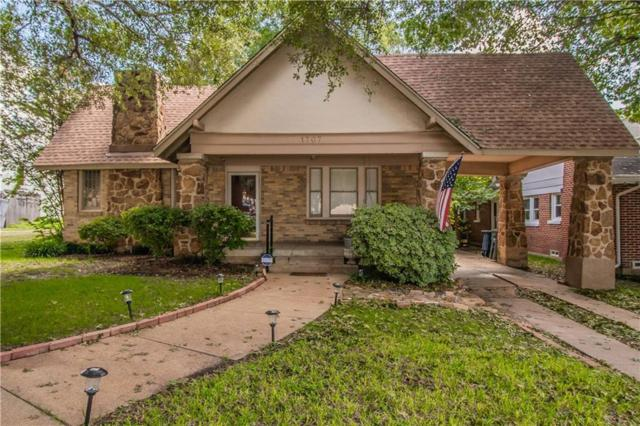 1707 Thomas Place, Fort Worth, TX 76107 (MLS #13934600) :: The Chad Smith Team