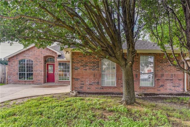 1603 Watson Drive, Mansfield, TX 76063 (MLS #13936213) :: RE/MAX Landmark
