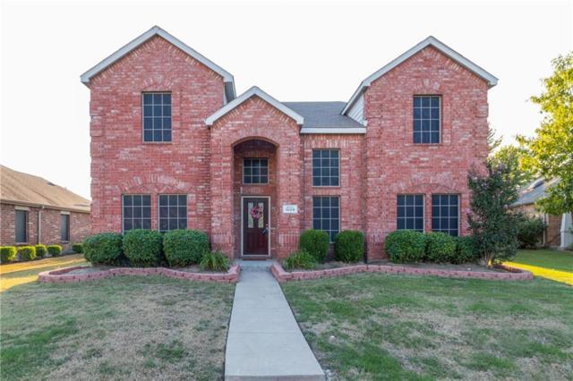 1609 Logan Drive, Royse City, TX 75189 (MLS #13938508) :: RE/MAX Town & Country