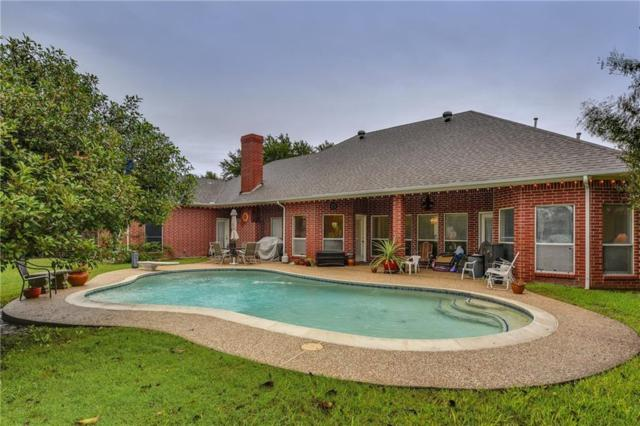 922 Canyon Drive, Cleburne, TX 76033 (MLS #13947529) :: The Sarah Padgett Team