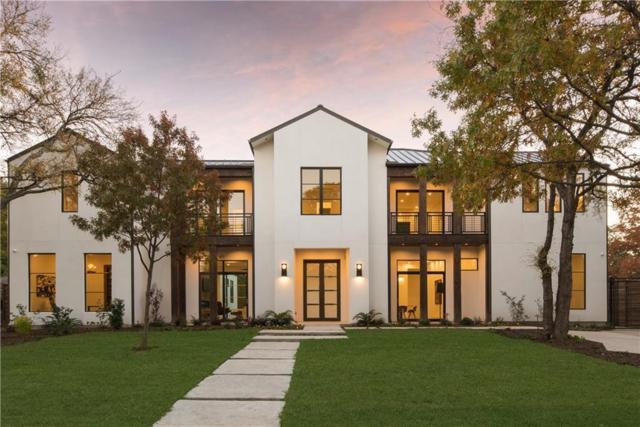 5808 Caladium Drive, Dallas, TX 75230 (MLS #13948703) :: The Mitchell Group