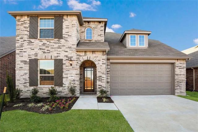 1304 Warbler Drive, Little Elm, TX 75068 (MLS #13953228) :: Kimberly Davis & Associates