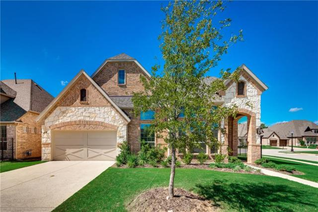 5620 Heron Drive W, Colleyville, TX 76034 (MLS #13955109) :: The Tierny Jordan Network