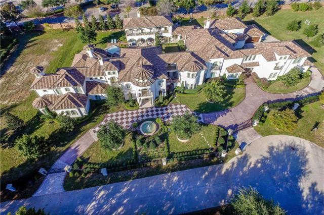 2280 Creekridge Drive, Frisco, TX 75034 (MLS #13957171) :: Kimberly Davis & Associates