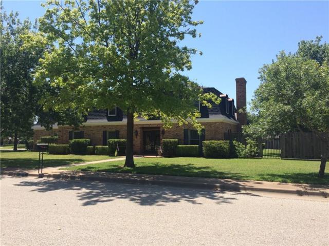 1625 Rodgers Drive S, Graham, TX 76450 (MLS #13958426) :: Kimberly Davis & Associates
