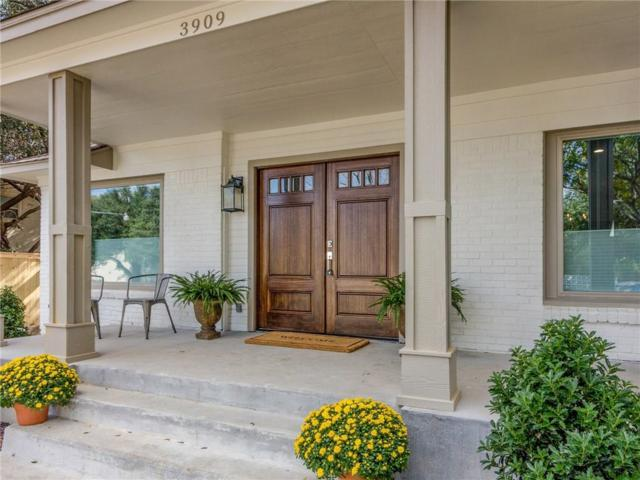 3909 W 7th Street, Fort Worth, TX 76107 (MLS #13965427) :: The Mitchell Group