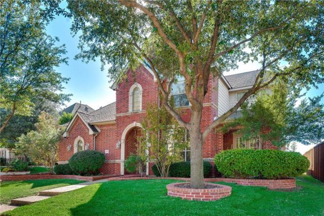 4628 Chapel Creek Drive, Plano, TX 75024 (MLS #13965493) :: Kimberly Davis & Associates