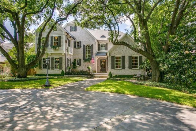 2909 Southwestern Boulevard, University Park, TX 75225 (MLS #13966466) :: Robbins Real Estate Group