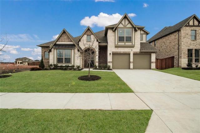 801 Orchard Drive, Prosper, TX 75078 (MLS #13966487) :: Real Estate By Design