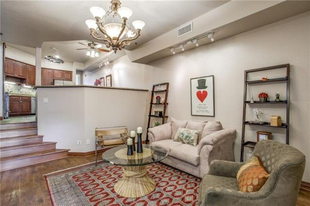 3235 Cole Avenue #30, Dallas, TX 75204 (MLS #13966919) :: The Heyl Group at Keller Williams