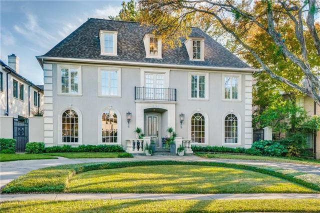 4720 Saint Johns Drive, Highland Park, TX 75205 (MLS #13966928) :: Robbins Real Estate Group
