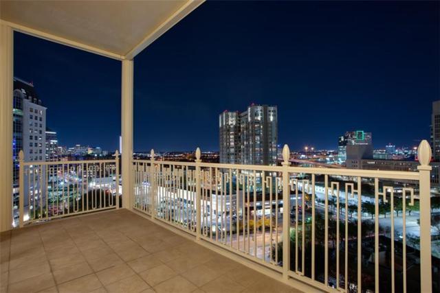 2525 N Pearl Street #1101, Dallas, TX 75201 (MLS #13968971) :: Lynn Wilson with Keller Williams DFW/Southlake