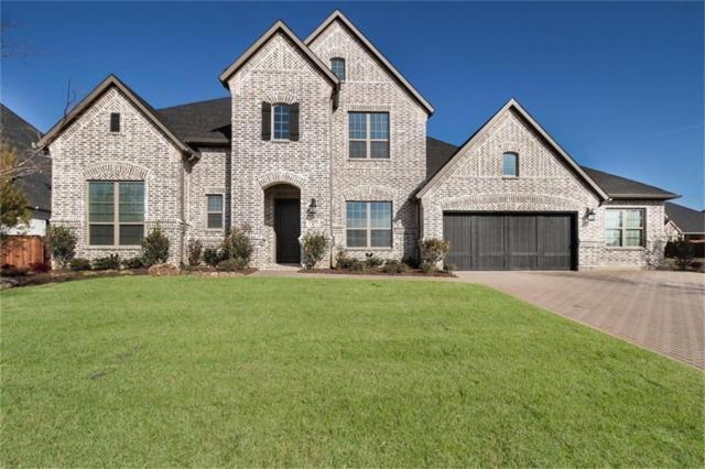 1800 Princeton, Prosper, TX 75078 (MLS #13969276) :: RE/MAX Landmark